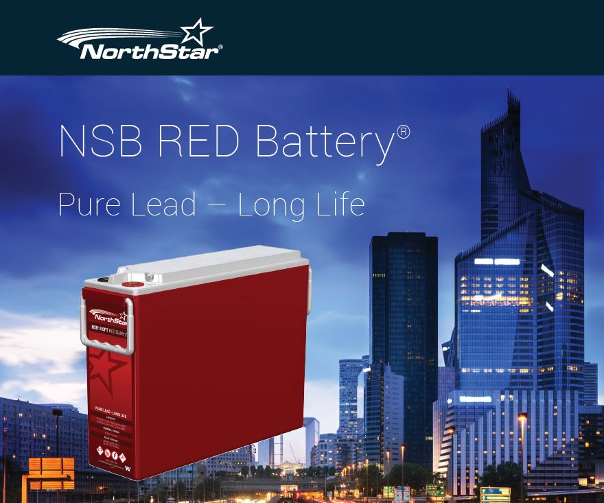 Checkout NorthStar telecom backup batteries.