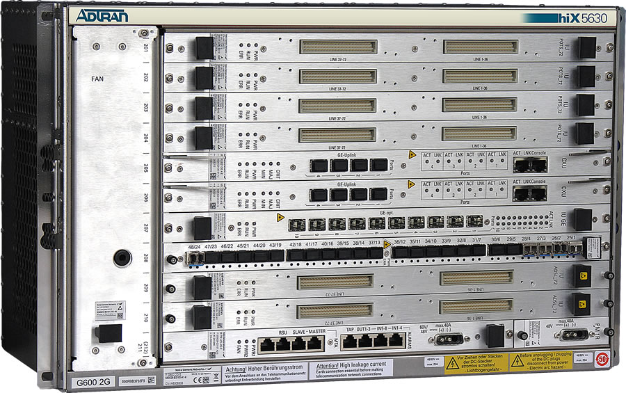 hiX 5630 - IP Multi-service Access Node - 1132006G1