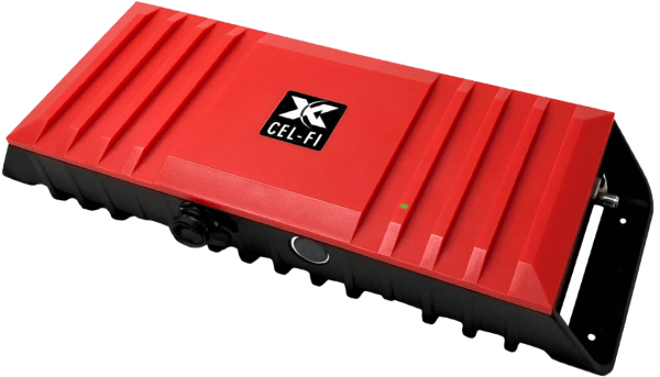Cel-Fi Go Red Cellular and Mobile Coverage Extender