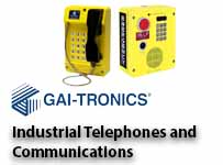 gaitronics industrial telephones and communication platforms