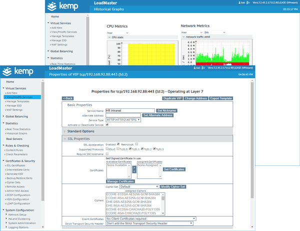 Kemp - VLM Screenshot