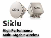 Siklu Gigabit Wireless Radios - Master Distributor